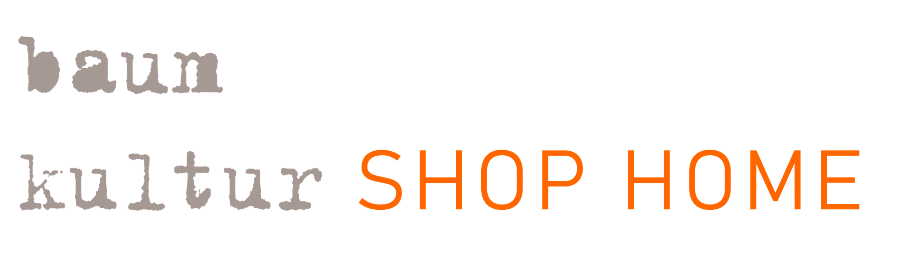 Baumkultur Shop