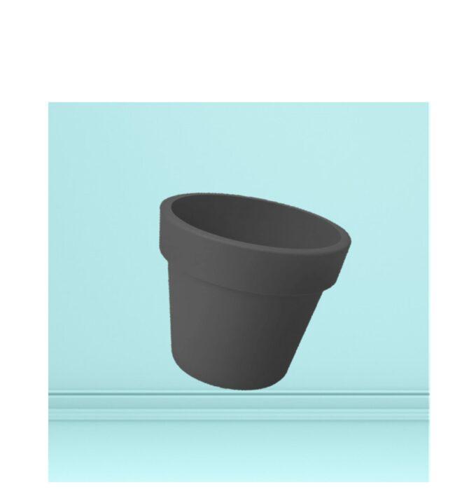 Für deine XXL Pflanzen ist dieser Blumentopf aus hochwertigem Kunststoff perfekt. Stylisch, cool und recyclebar passt er zu jedem modernen Interieur.